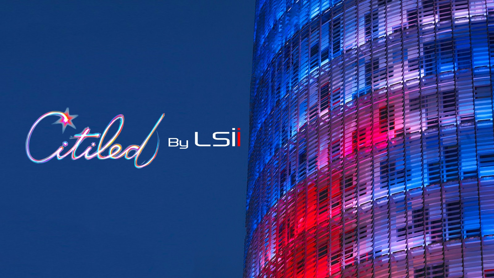 LSI INTERNATIONAL CORP. ACQUIRES ASSETS OF CITILED MEDIA FAÇADES