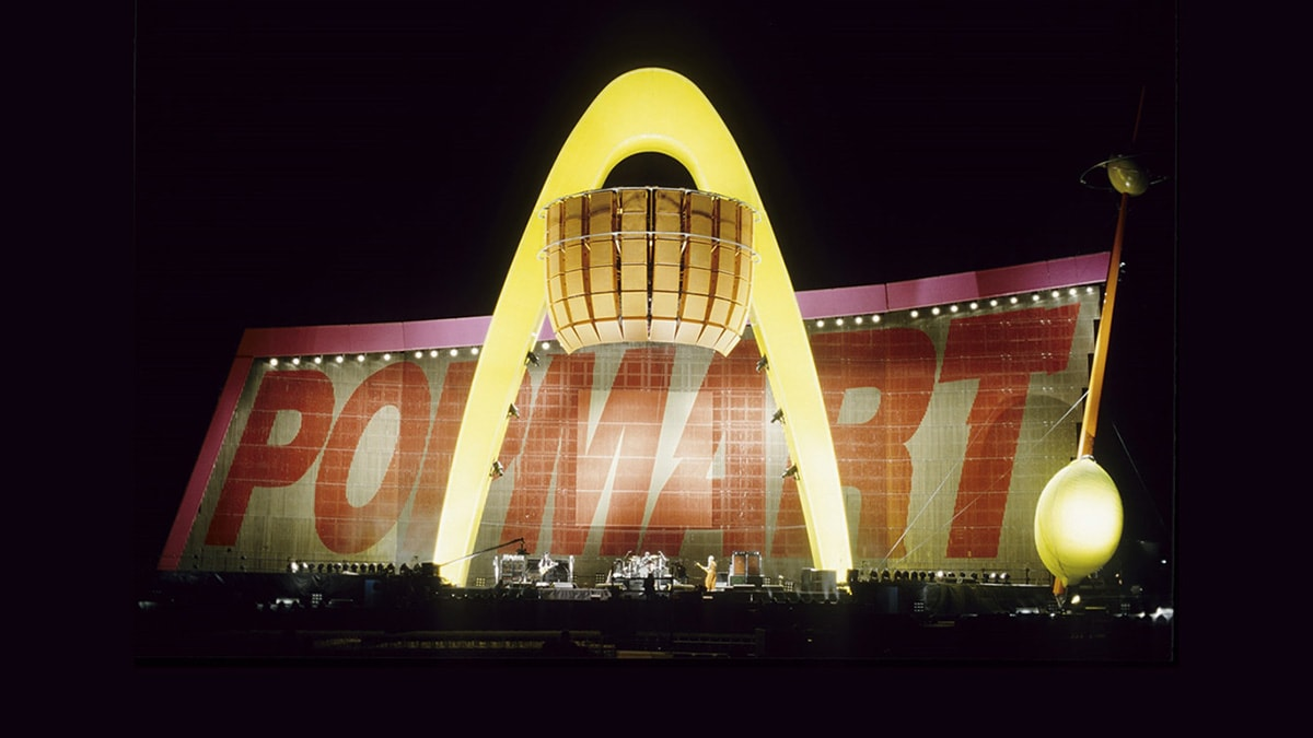 U2 POP MART TOUR
