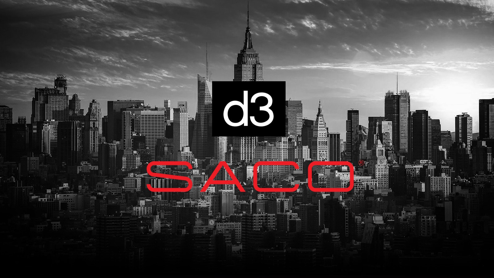 D3 TECHNOLOGIES TEAM UP WITH SACO'S WORKSHOPS FOR LIGHTFAIR 2015, NEW YORK