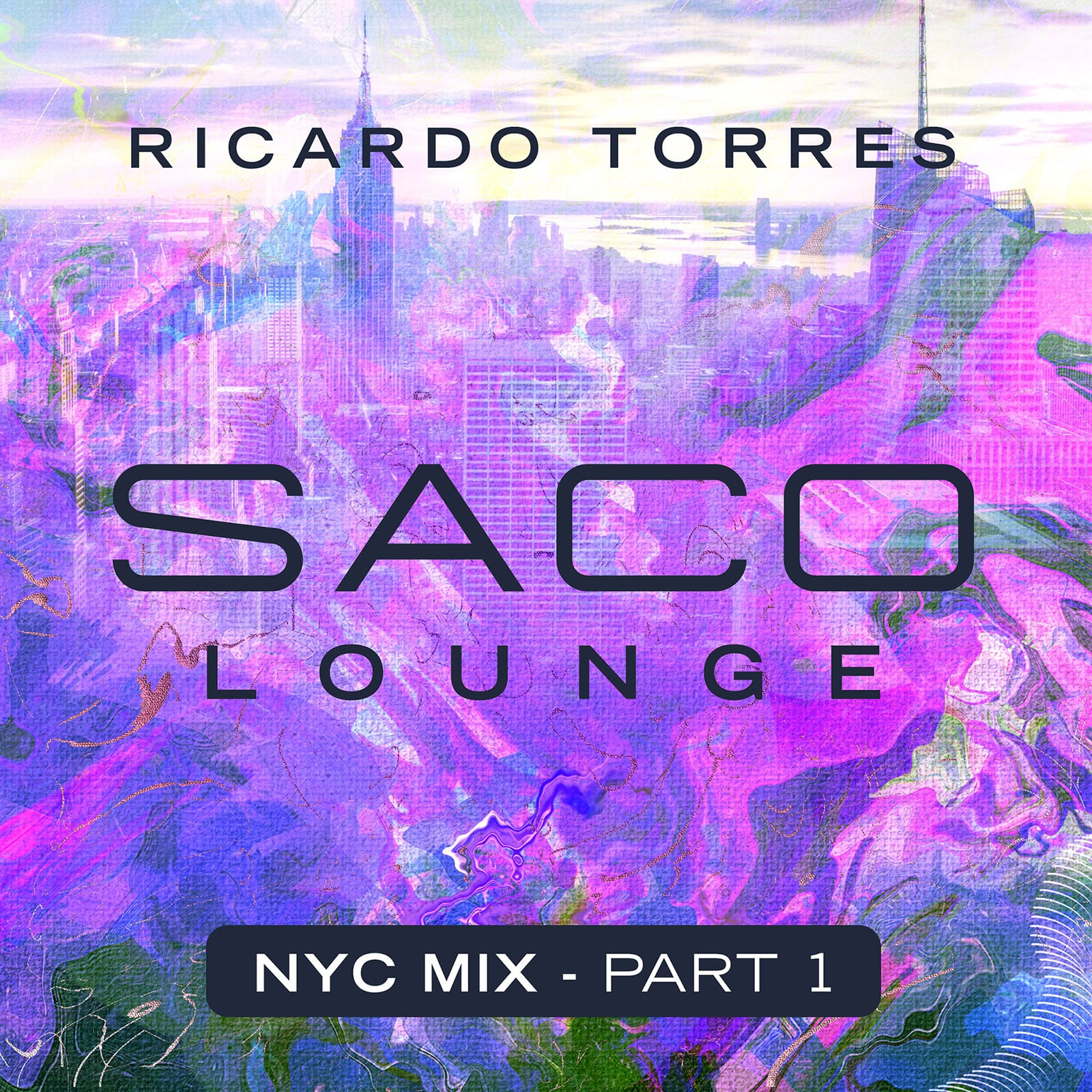 SACO LOUNGE MIX - PARTIE 1