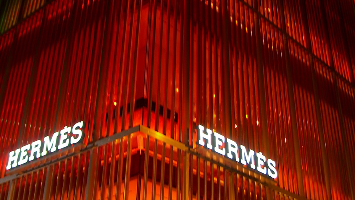 BOUTIQUE HERMÈS