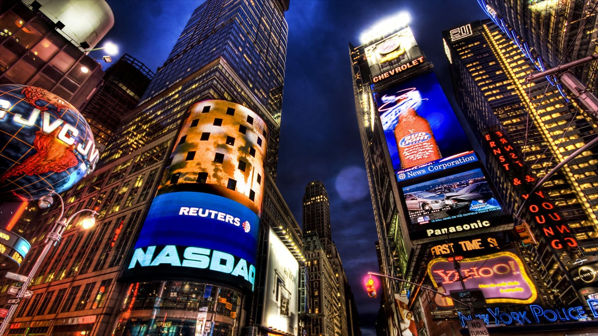 <i>NASDAQ</i> - NEW YORK