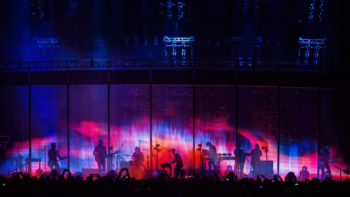 TOURNÉE DE NINE INCH NAILS