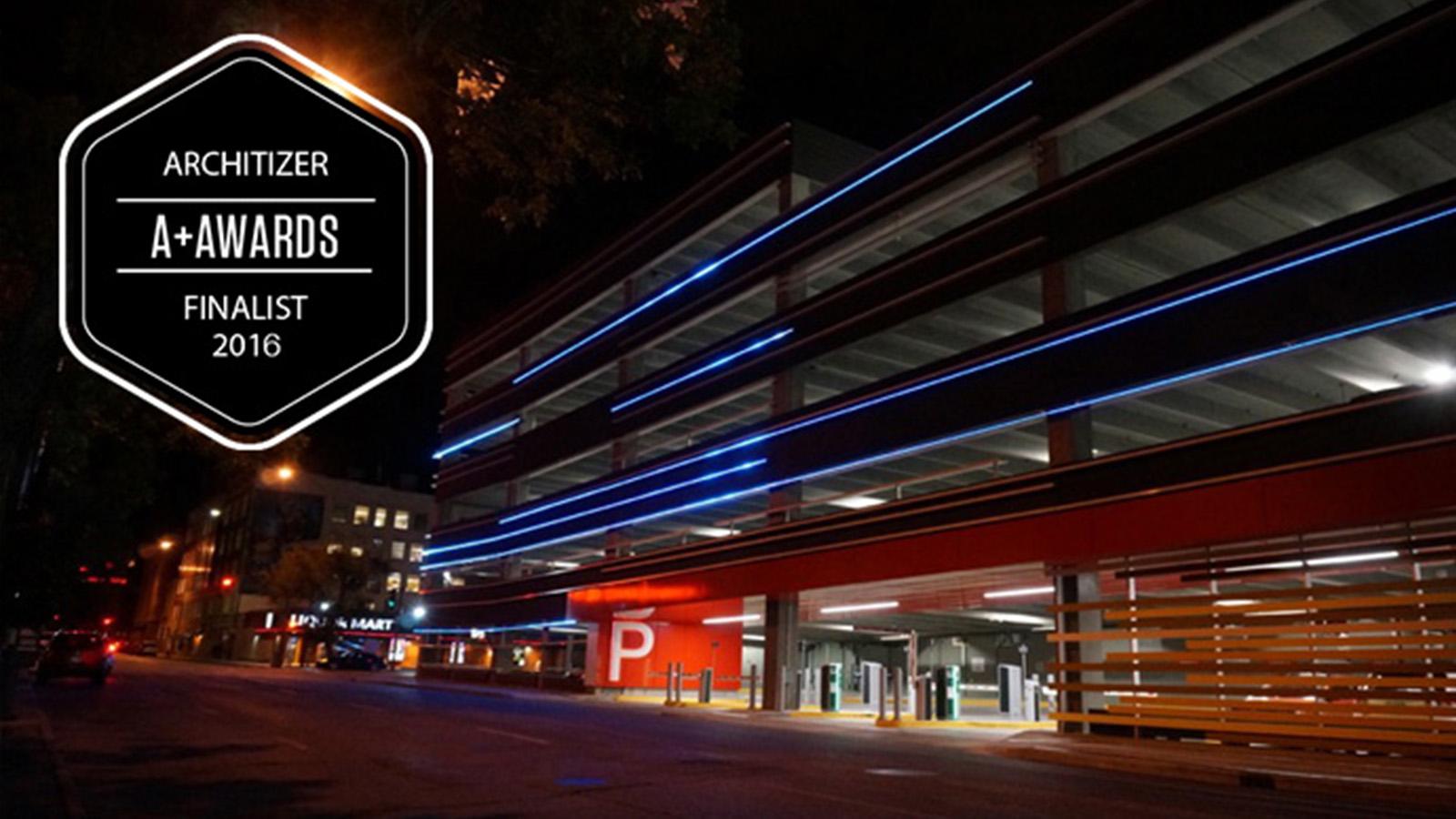 Nous sommes finalistes des Architizer A + Awards - et vous pouvez nous aider à devenir un gagnant!