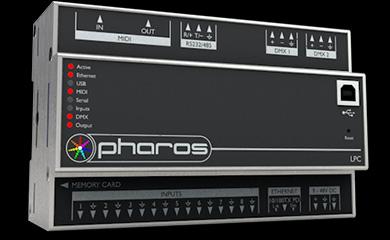 Pharos-TPC