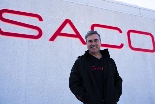 Terry H. O'Neal as President & COO of SACO Technologies