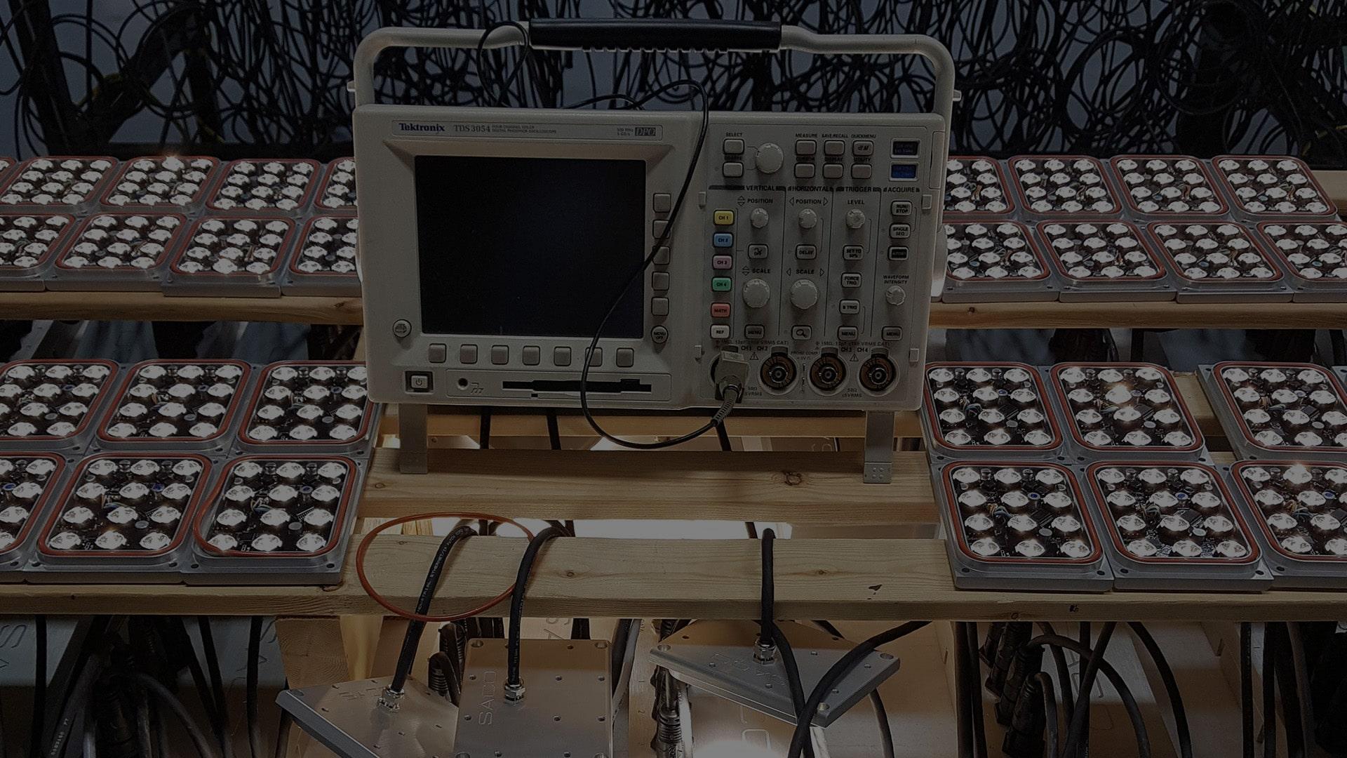 ELECTRONICS ASSEMBLER